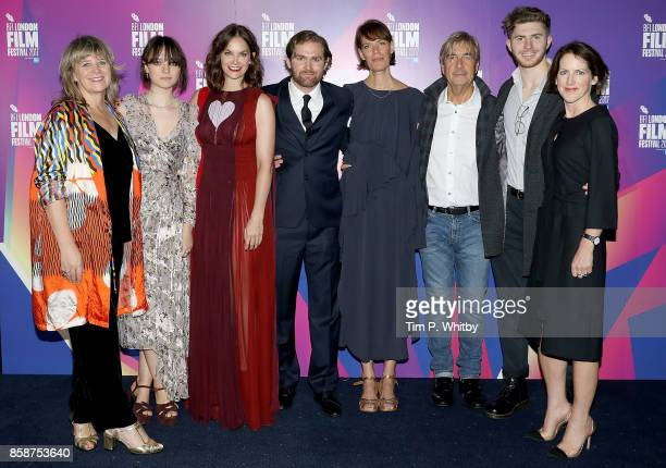 Lila Rawlings Esme CreedMiles Ruth Wilson Mark Stanley Clio Barnard guest guest and Tracy O'Riordan attend the Special Presentation European Premiere...