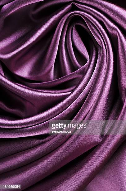 lilac silk