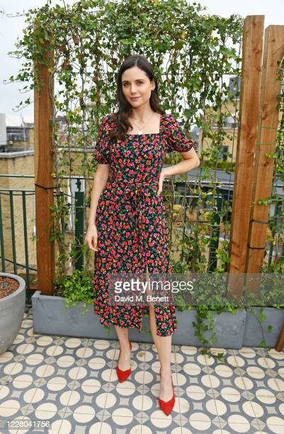 """Lilah Parsons attends an intimate lunch hosted by Mika Simmons and The Happy Vagina podcast to celebrate the launch of new campaign """"My Happy Vagina""""..."""