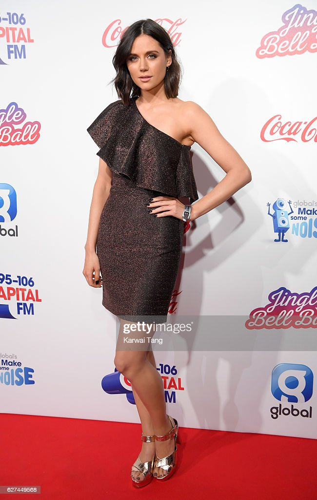 Capital's Jingle Bell Ball With Coca-Cola - Arrivals - Day 1 : News Photo