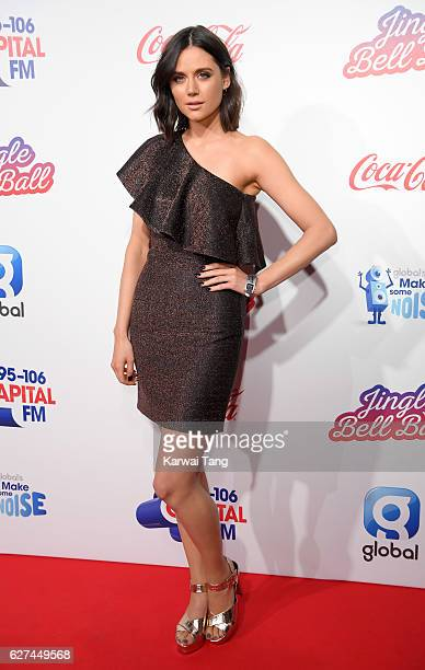 Lilah Parsons attends Capital's Jingle Bell Ball with CocaCola at the 02 Arena on December 3 2016 in London United Kingdom