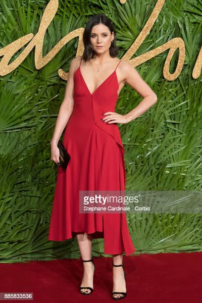 Lilah Parsons attends the Fashion Awards 2017 In Partnership With Swarovski at Royal Albert Hall on December 4 2017 in London England