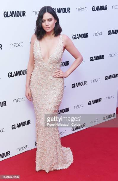 Lilah Parsons attends the Glamour Women of The Year awards 2017 at Berkeley Square Gardens on June 06 2017 in London England