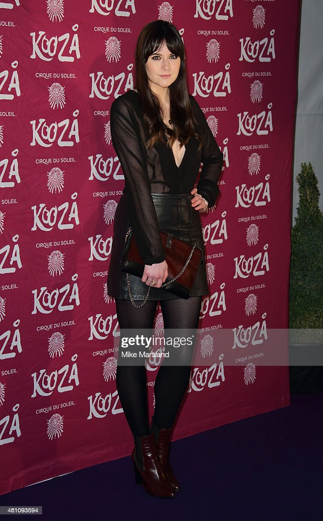 """Kooza"" By Cirque Du Soleil - VIP Performance - Red Carpet Arrivals"