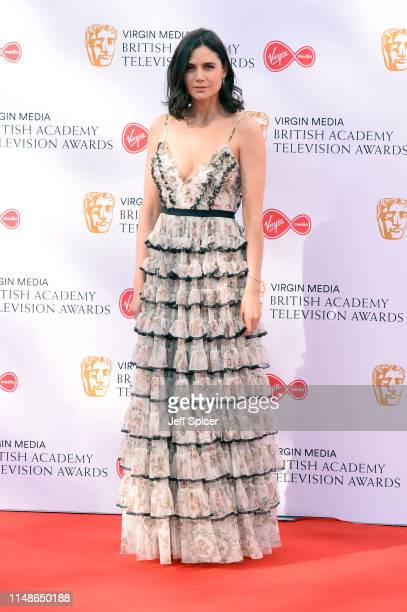 Lilah Parsons attends the Virgin Media British Academy Television Awards 2019 at The Royal Festival Hall on May 12 2019 in London England