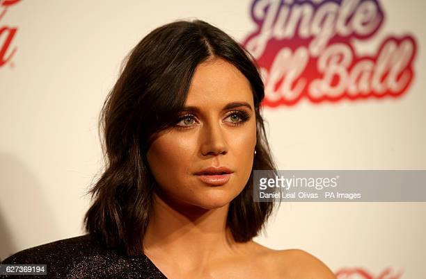 Lilah Parsons during Capital's Jingle Bell Ball with CocaCola at London's O2 arena PRESS ASSOCIATION Photo Picture date Saturday 3rd December 2016...