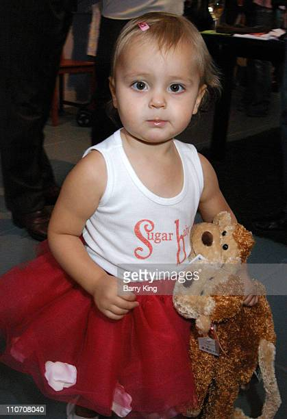 Lilah Sitkevich during Sugar Baby Kid's Boutique Store Opening at Sugar Baby in Los Angeles California United States