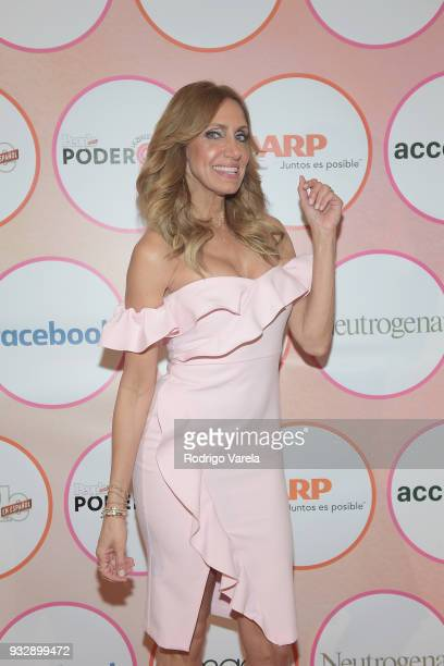 Lili Estefan arrives at the People en Espanol's 25 Most Powerful Women Luncheon 2018 on March 16 2018 in Miami Florida