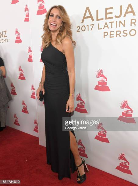 Lili Estefan attends the 2017 Person of the Year Gala honoring Alejandro Sanz at the Mandalay Bay Convention Center on November 15, 2017 in Las...