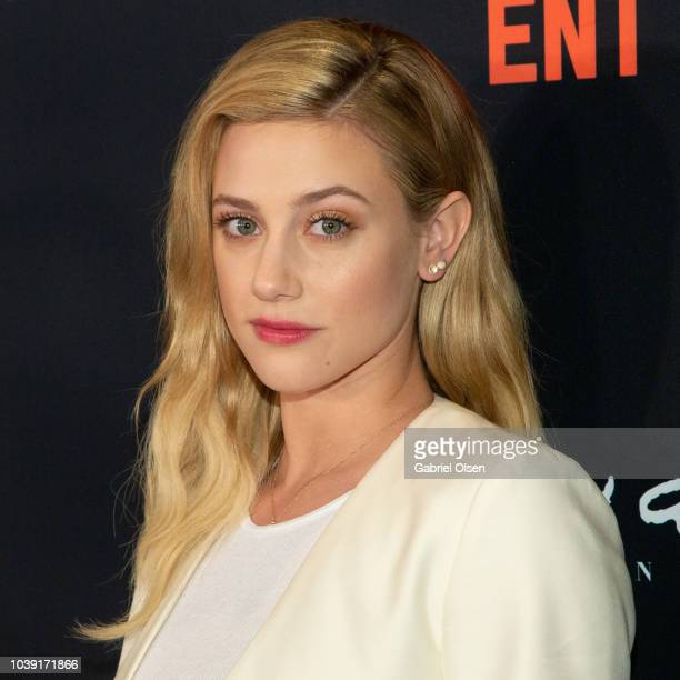 Lili Reinhart arrives for the screening of 'Galveston' during the 2018 LA Film Festival at ArcLight Culver City on September 23 2018 in Culver City...