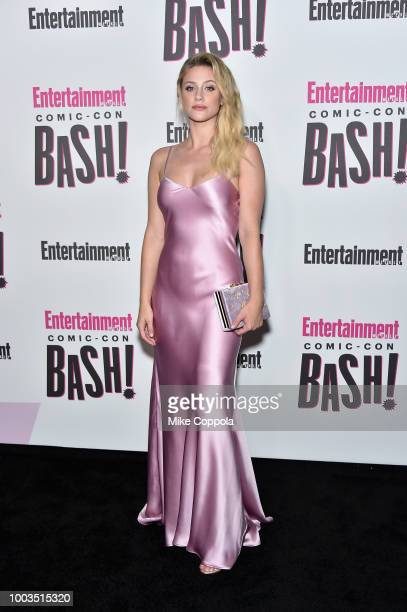 Lili Reinhart attends Entertainment Weekly's ComicCon Bash held at FLOAT Hard Rock Hotel San Diego on July 21 2018 in San Diego California sponsored...