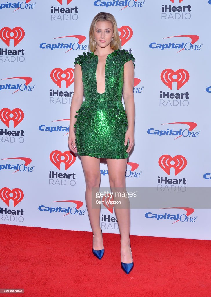 Lili Reinhart attends the 2017 iHeartRadio Music Festival at T-Mobile Arena on September 23, 2017 in Las Vegas, Nevada.