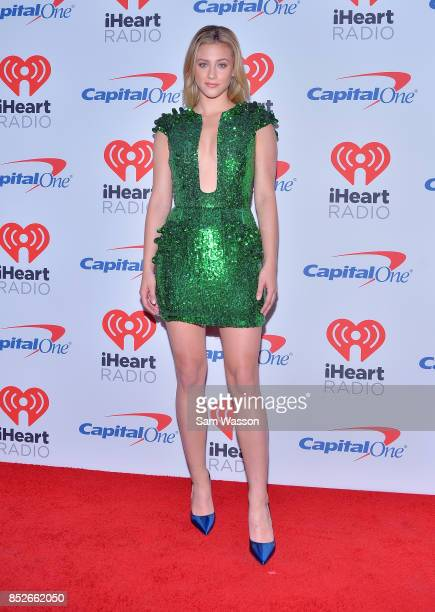 Lili Reinhart attends the 2017 iHeartRadio Music Festival at TMobile Arena on September 23 2017 in Las Vegas Nevada