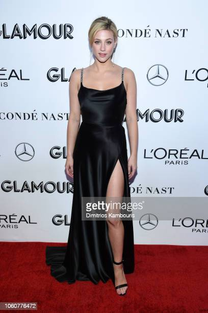 Lili Reinhart attends the 2018 Glamour Women Of The Year Awards: Women Rise on November 12, 2018 in New York City.