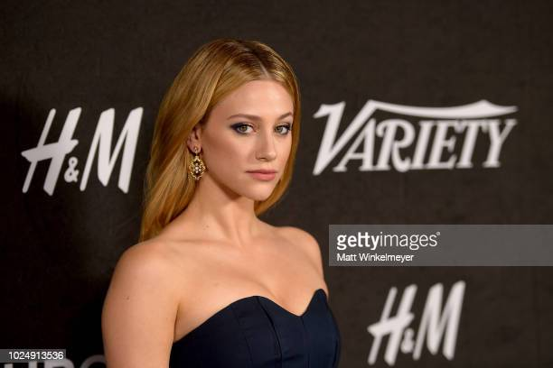 Lili Reinhart attends Variety's annual Power of Young Hollywood at Sunset Tower Hotel on August 28, 2018 in West Hollywood, California.