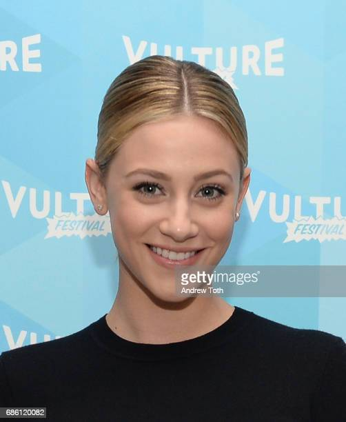 Lili Reinhart of Riverdale series attends the Vulture Festival at The Standard High Line on May 20 2017 in New York City