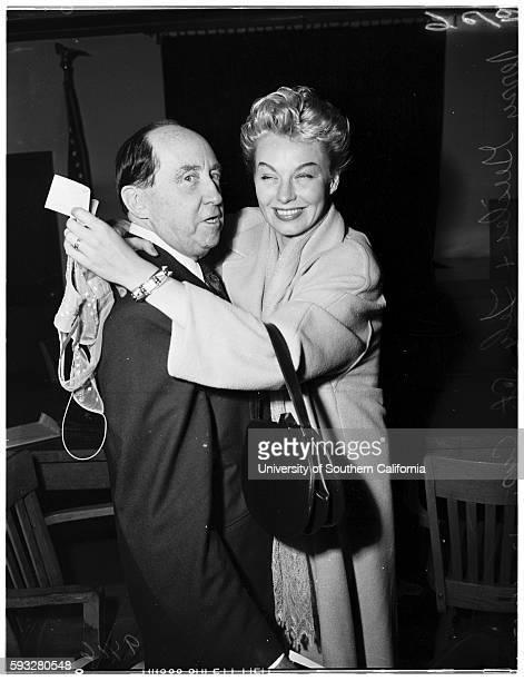 Lili Saint Cyr found not guilty 11 December 1951 Lili Saint CyrJerry Giesler