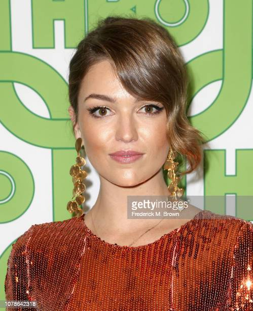 Lili Simmons attends HBO's Official Golden Globe Awards After Party at Circa 55 Restaurant on January 6 2019 in Los Angeles California