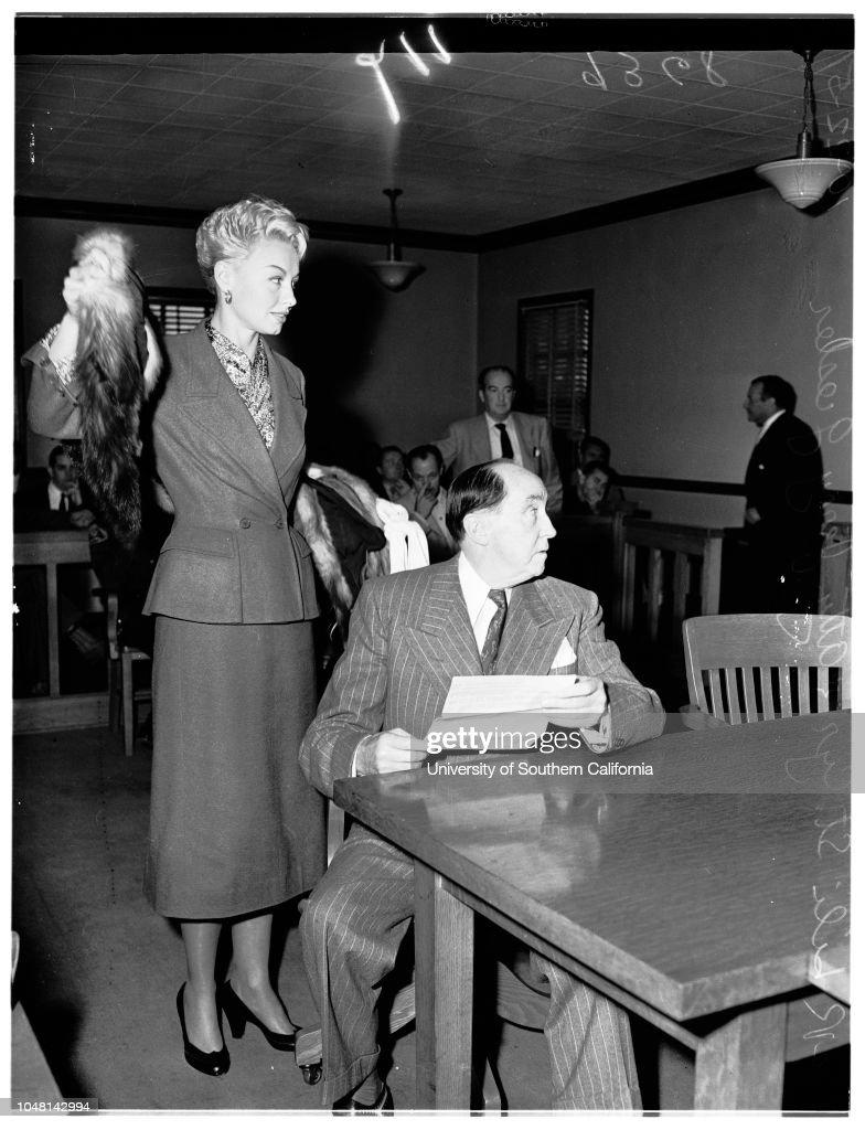 Lili St. Cyr, 1951 : News Photo