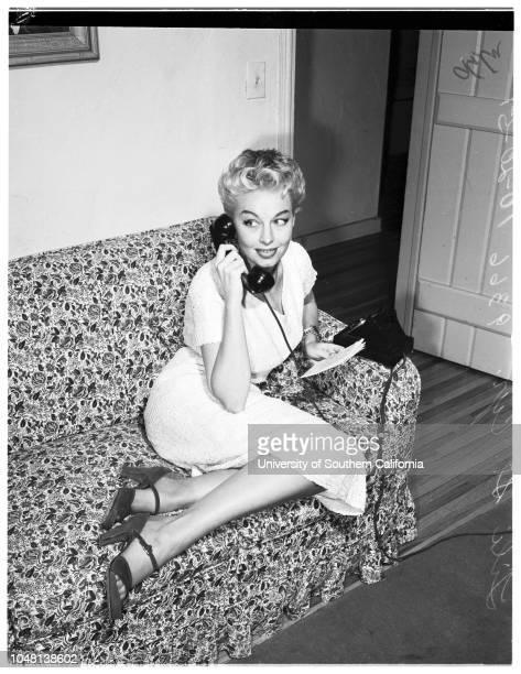 Lili St Cyr arrested 20 October 1951