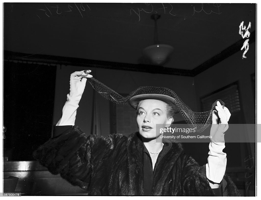 Lili St. Cyr, 1951 : News Photo