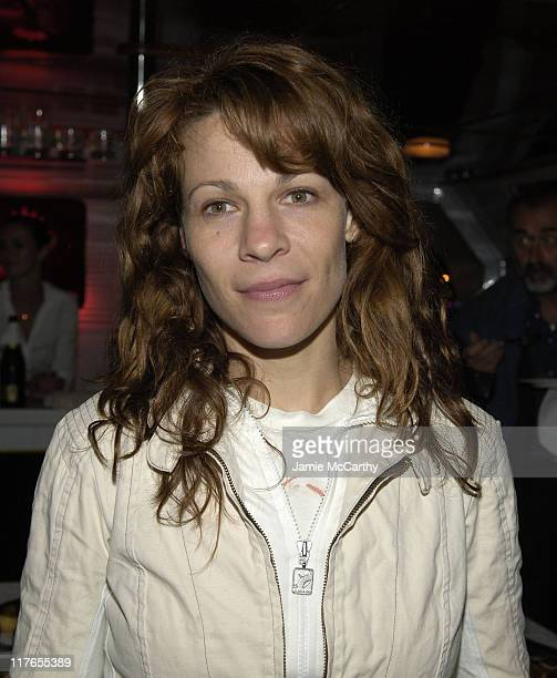 Lili Taylor during 2005 Cannes Film Festival AnheuserBusch Hosts Factotum Party at AnheuserBusch Big Eagle Yacht in Cannes France
