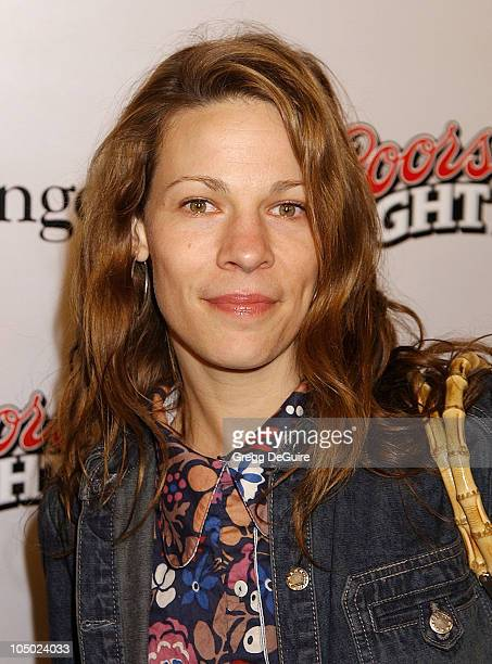 "Lili Taylor during Los Angeles Premiere Of ""Confessions Of A Dangerous Mind"" at Mann Bruin Theatre in Westwood, California, United States."