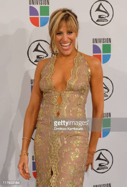 Lilian Garcia Stock Photos And Pictures Getty Images