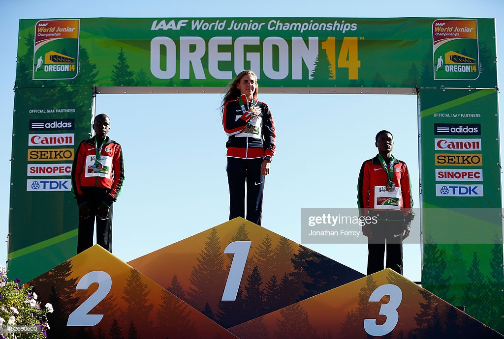 IAAF World Junior Championships - Day 4 : News Photo