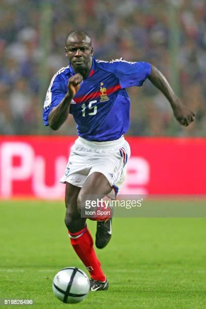 Lilian THURAM France / Iles Feroe Qualifications Coupe du Monde A Lens