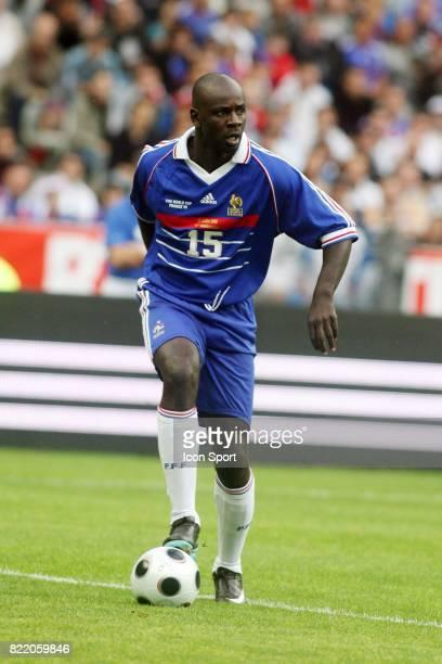 Lilian THURAM France 98 / Selection Mondial 10 eme anniversaire du titre de champion du Monde 1998