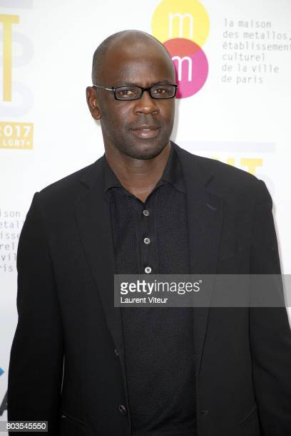 Lilian Thuram attends 'Out D'Or' LGBT Awards Ceremony at Maison Des Metallos on June 29 2017 in Paris France