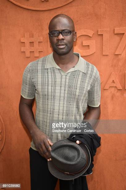 Lilian Thuram attends the 2017 French Tennis Open Day Four at Roland Garros on May 31 2017 in Paris France