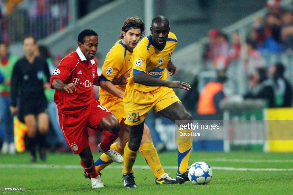 Bayern Munich v Juventus - UEFA Champions League Group A : ニュース写真