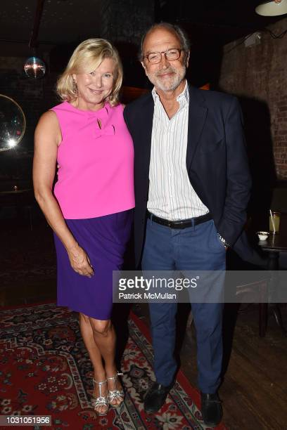 Liliana Cavendish and William Cavendish attend the Nicole Miller Spring 2019 After Party at Acme on September 6 2018 in New York City