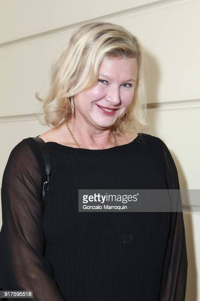 Liliana Cavendish during the Susan Gutfreund Hosts UN Women For Peace Association Reception on February 12 2018 in New York City