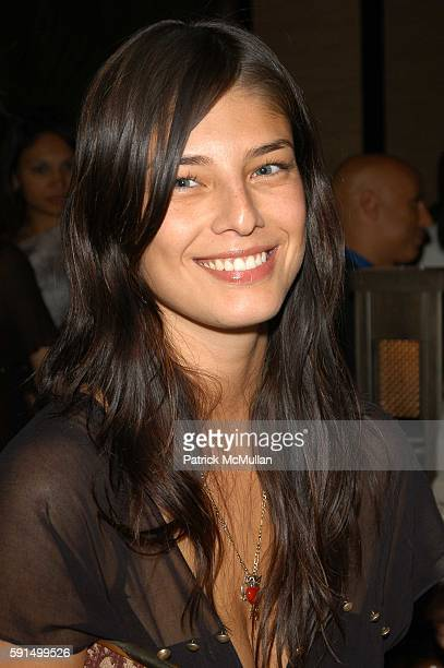 Liliana Dominguez attends Wayuu Taya Foundation Dinner at Tribeca Grand Hotel NYC USA on June 20 2005