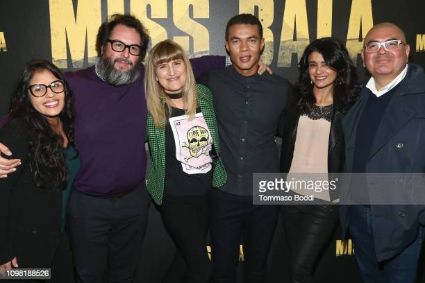 Liliana Espinoza Pablo Cruz Catherine Hardwicke Ismael Cruz Cordova Ana Flores and Ben Lopez attend the Sony Pictures Entertainment NALIP Presents...