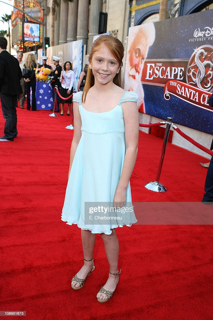 "The Los Angeles Premiere of Walt Disney Pictures' ""The Santa Clause 3: The"