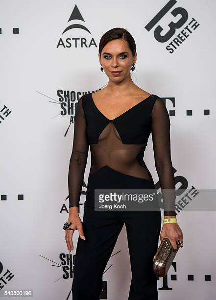 Liliana Nova attends the Shocking Shorts Award 2016 Munich Film Festival on June 28 2016 in Munich Germany
