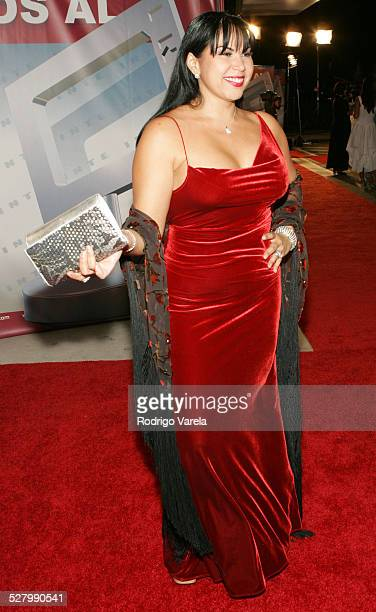 Liliana Rodriguez during 2004 Premios Inte Awards at Coconut Grove Convention Center in Coral Gables Florida United States