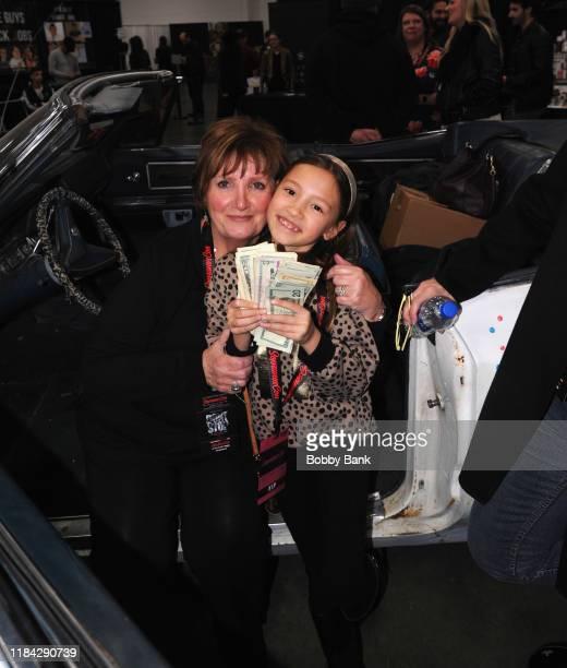 Liliana Ruth Gandolfini attend SopranosCon 2019 at Meadowlands Exposition Center on November 23 2019 in Secaucus New Jersey