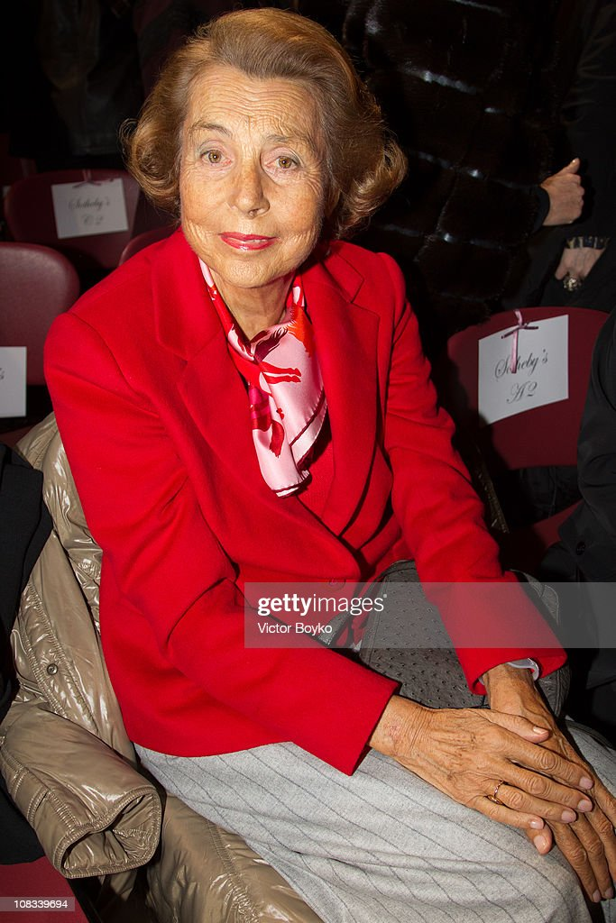 She was the richest woman in the world - socialite and L'Oreal heiress Liliane Bettencourt died aged 94