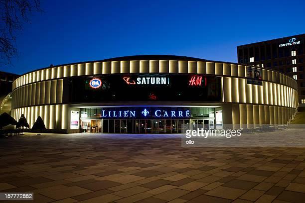 Lilien-Carre, berühmten Einkaufszentrum im Zentrum von Wiesbaden