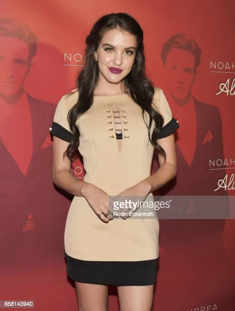 LiLimar attends Noah Urrea's 16th Birthday with EP Release Party at Avalon Hollywood on March 26 2017 in Los Angeles California
