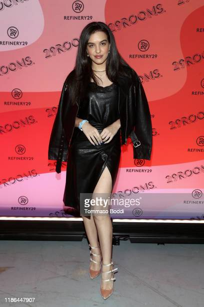 Lilimar attends Refinery29's 29Rooms Los Angeles Expand Your Reality Experience 2019 on November 08 2019 in Los Angeles California