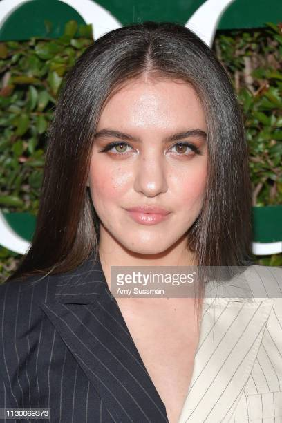 Lilimar attends Teen Vogue's 2019 Young Hollywood Party Presented By Snap at Los Angeles Theatre on February 15 2019 in Los Angeles California