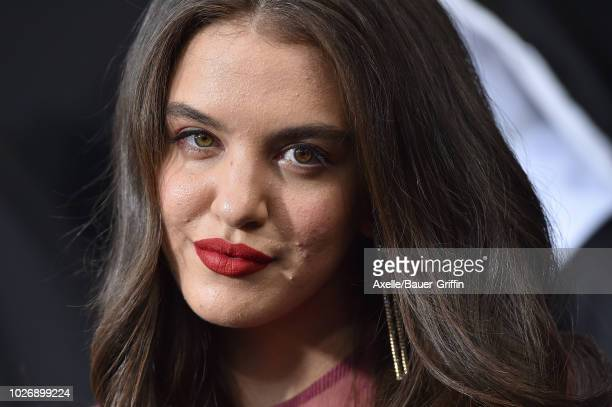 Lilimar Hernandez attends the premiere of Warner Bros Pictures' 'The Nun' on September 4 2018 in Hollywood California
