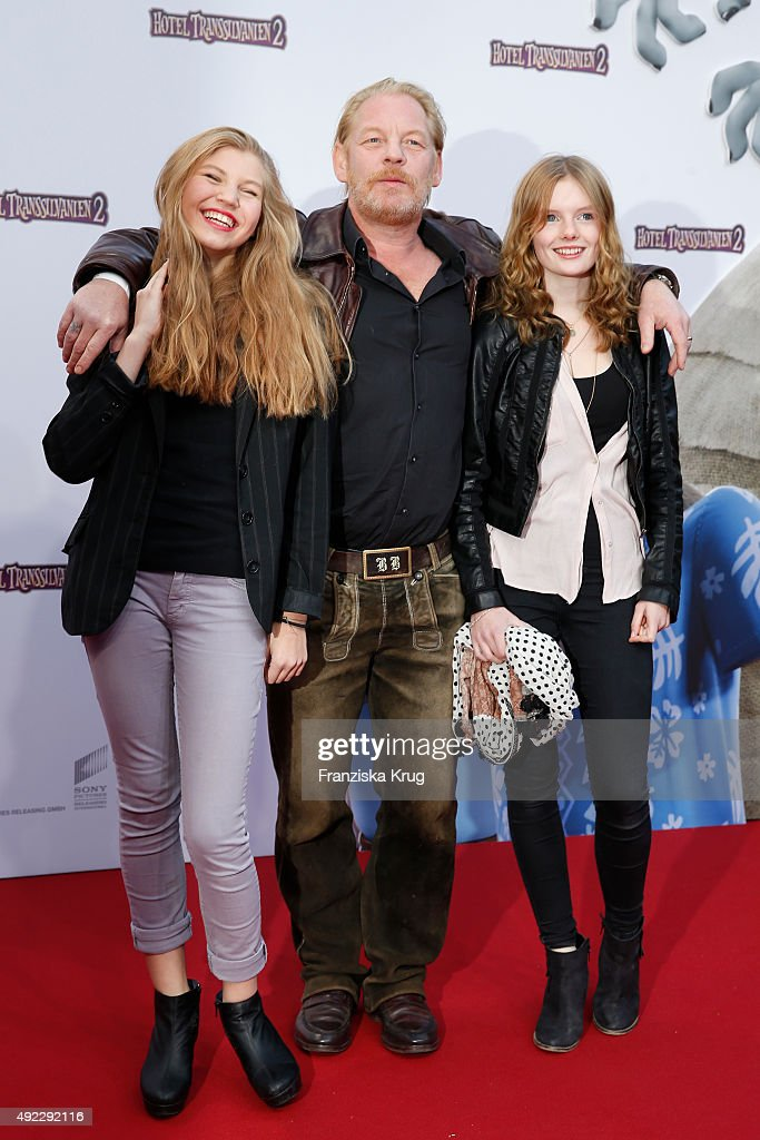 'Hotel Transsilvanien 2' German Premiere In Berlin : News Photo