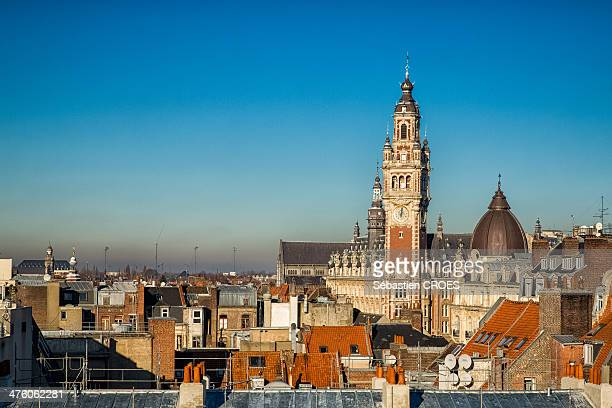 lille, capital of flanders - lille stock pictures, royalty-free photos & images